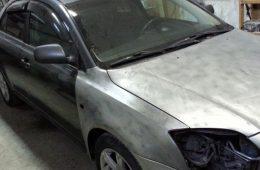 Общие рекомендации по удалению неродной краски с автомобиля