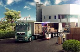 Качественная и быстра доставка грузов от транспортной компании LANS – LOGISTIC