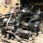 Особенности замены стартера на Lexus