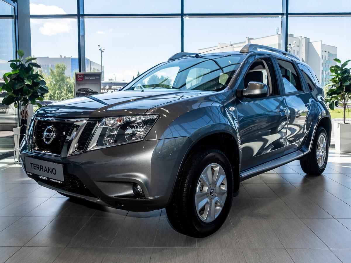 Преимущества автомобиля Nissan Terrano