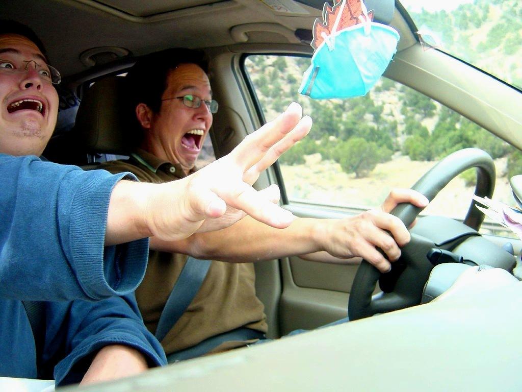 Вождение автомобиля летом тоже может быть опасным, почему?