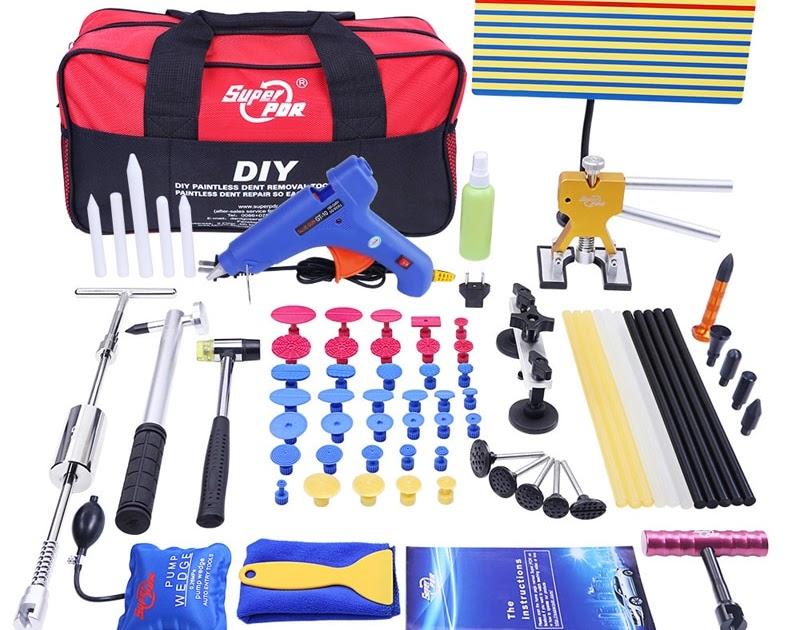 Инструменты для мастеров PDR