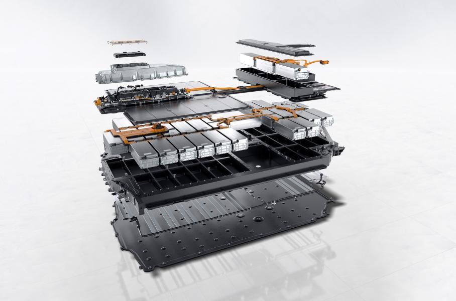 Электрокары Porsche перейдут на батареи с кремниевым анодом