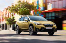 Subaru назвала стоимость обновленного кроссовера XV для России