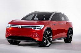 Названа дата премьеры нового трехрядного кроссовера Volkswagen