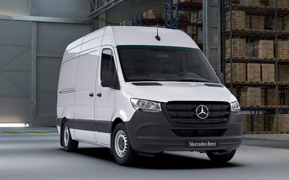 Mercedes отзовет в России фургоны Sprinter из-за риска возгорания