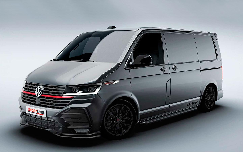 У нового Volkswagen Transporter появилась спортивная версия