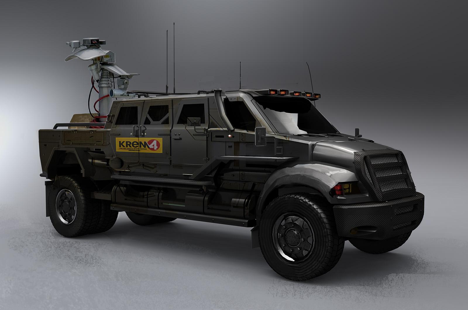 Шестиколесный Jeep Апокалипсис продают за $200 тысяч