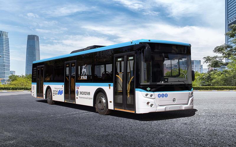 ГАЗ начал выпускать автобусы на сжиженном метане