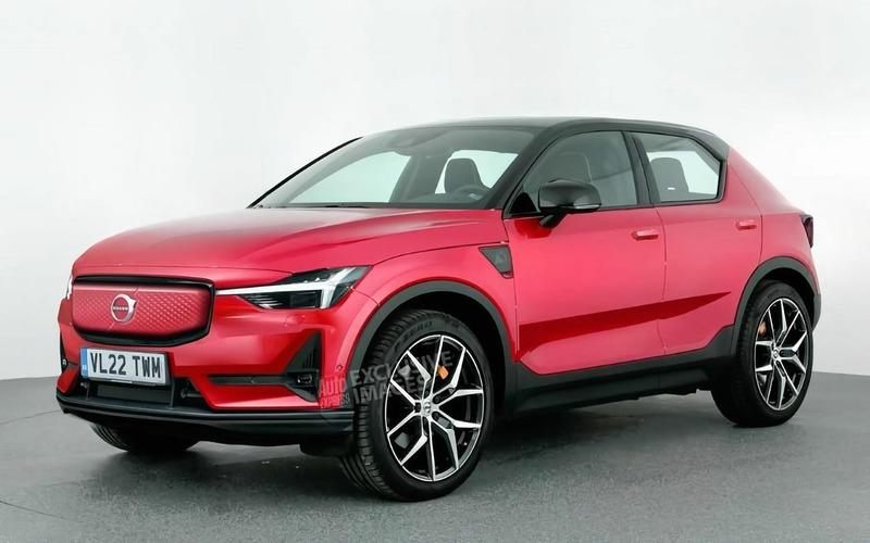 Новинки Volvo — XC20, XC100 и не только