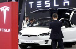 Tesla сработала лучше прогноза, поставив 184,8 тыс. электрокаров