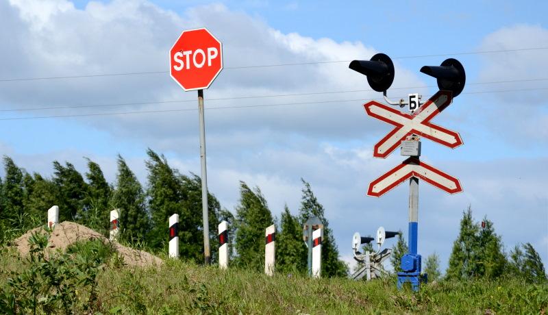 Штрафы за нарушения на железнодорожных переездах увеличат в 5 раз