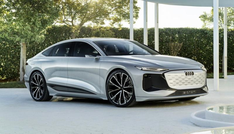Концепт Audi A6 e-tron показал, как будет выглядеть новое поколение модели