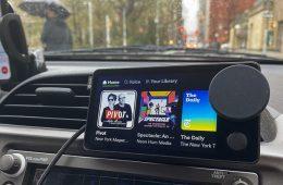 Spotify выпустил «автомобильную штуку»