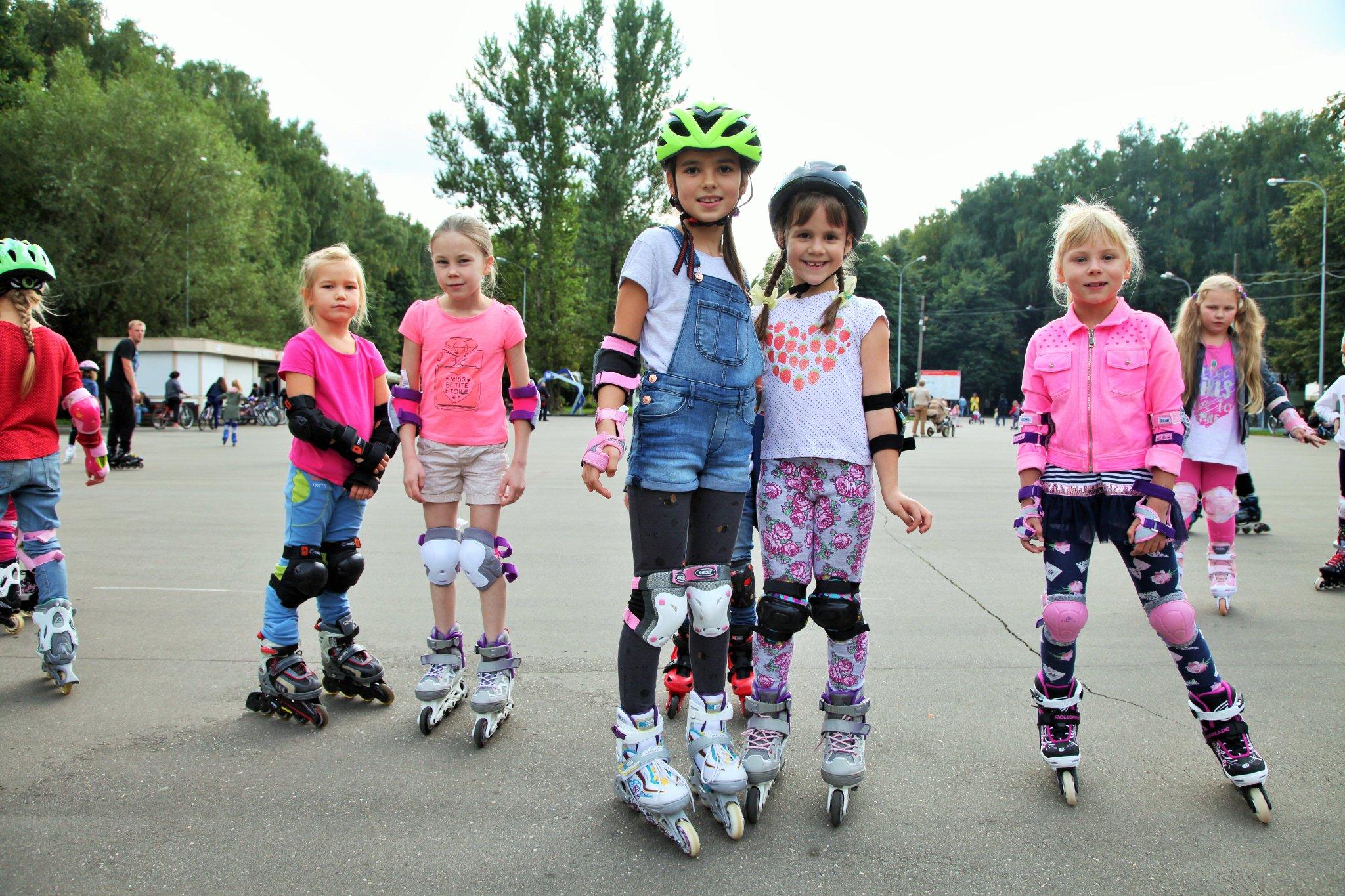 Детские ролики Rollerblade для начинающих и профессионалов