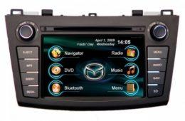 Автомагнитолы для Mazda