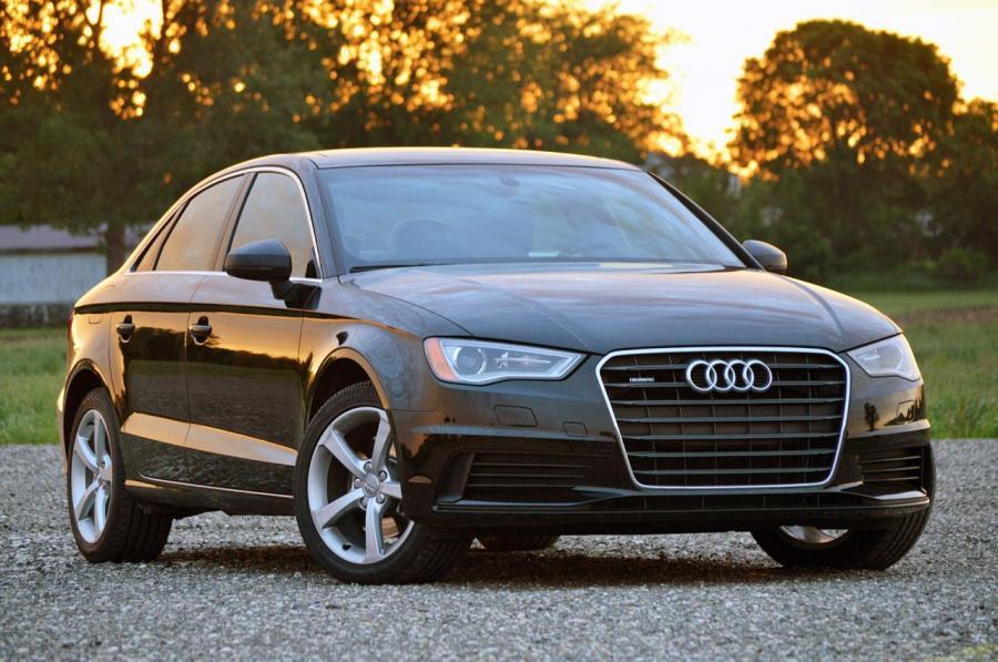 Модельный ряд Audi