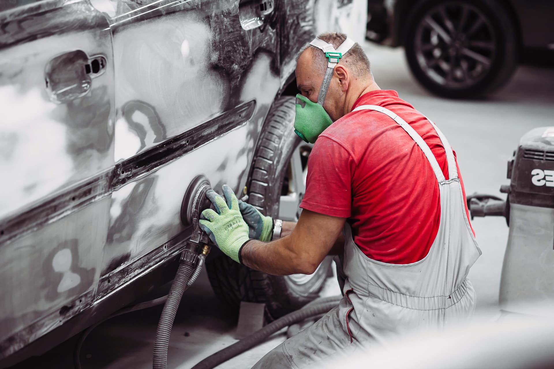 Ремонт авто: Кузовные работы