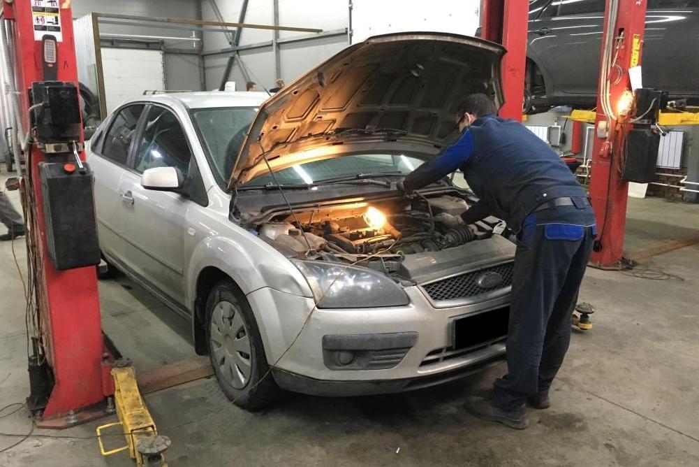 Ремонт Ford в Екатеринбурге