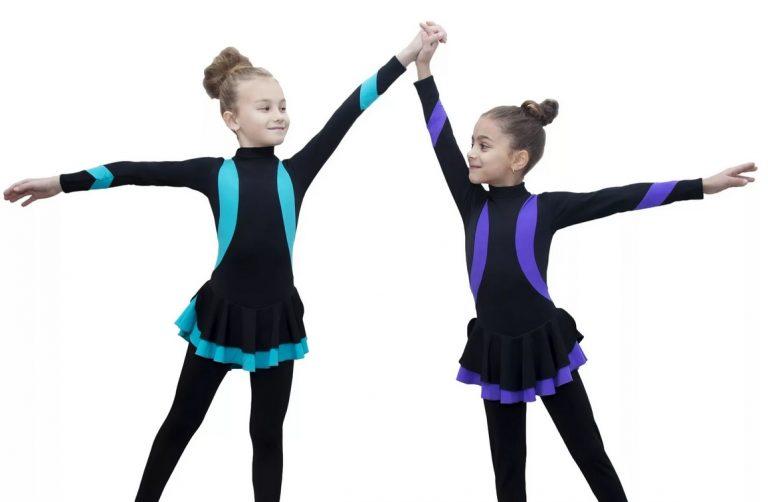 Термокостюмы для фигурного катания для девочек