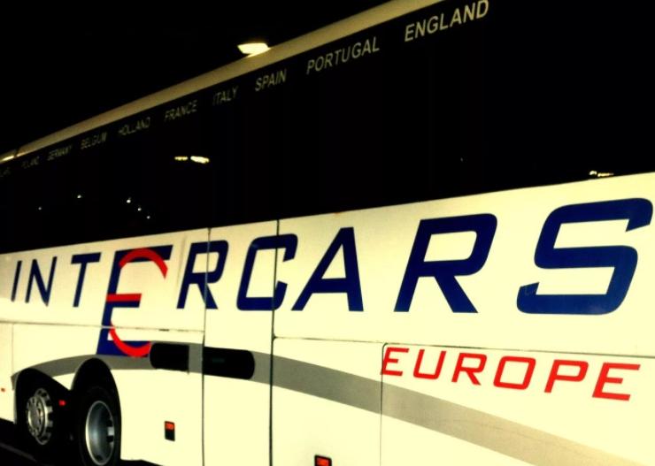 Продажа билетов на автобусные перевозки