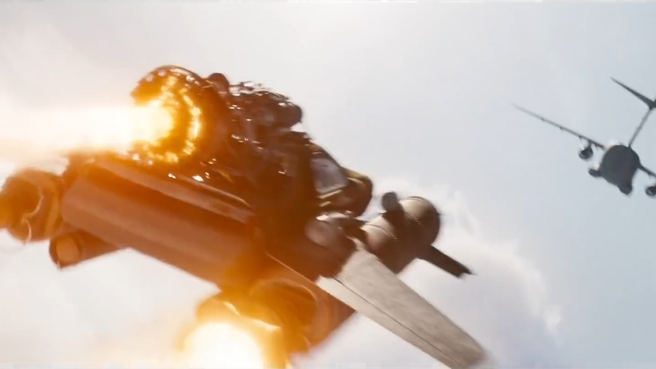 Новый трейлер «Форсажа 9» — они летят в космос