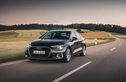 Audi начала российские продажи A3 нового поколения