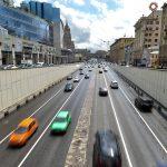 В Москве водители стали реже превышать скорость