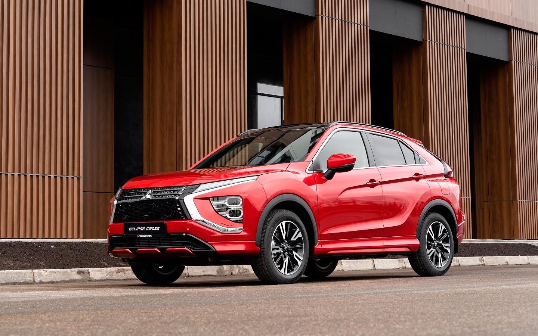 Mitsubishi начала российские продажи обновленного Eclipse Cross