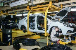 Вазовские машины будут собирать из белорусских запчастей