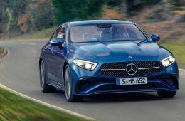 Mercedes-Benz обновил седан CLS: другой руль и пересмотренная линейка «дизелей»