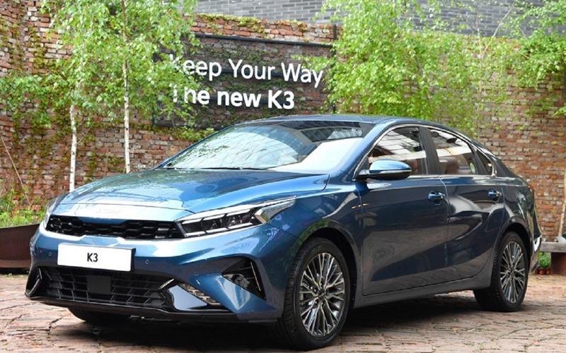 Kia обновила седан Cerato: первые фото и подробности