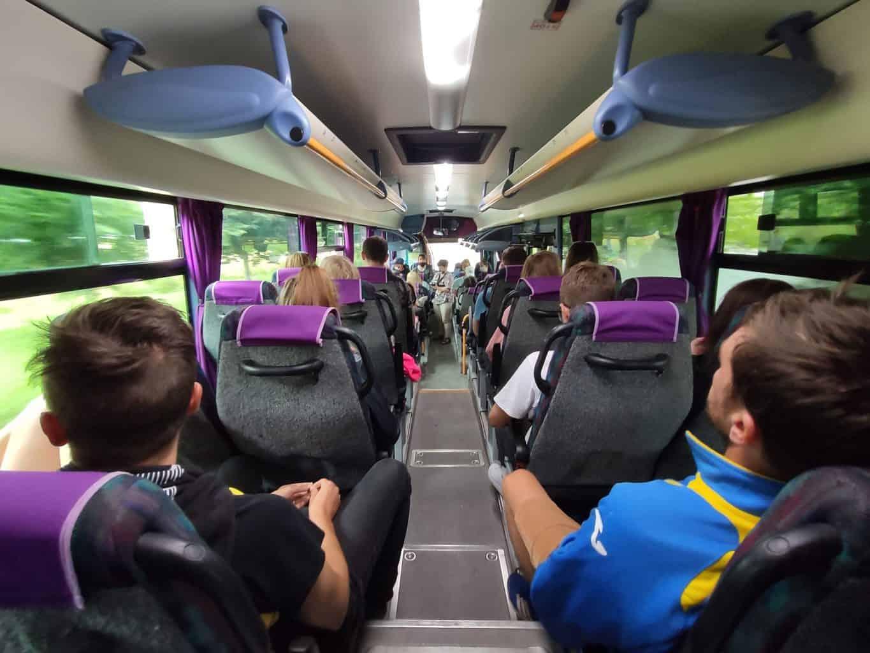 Как добраться на автобусе комфортно