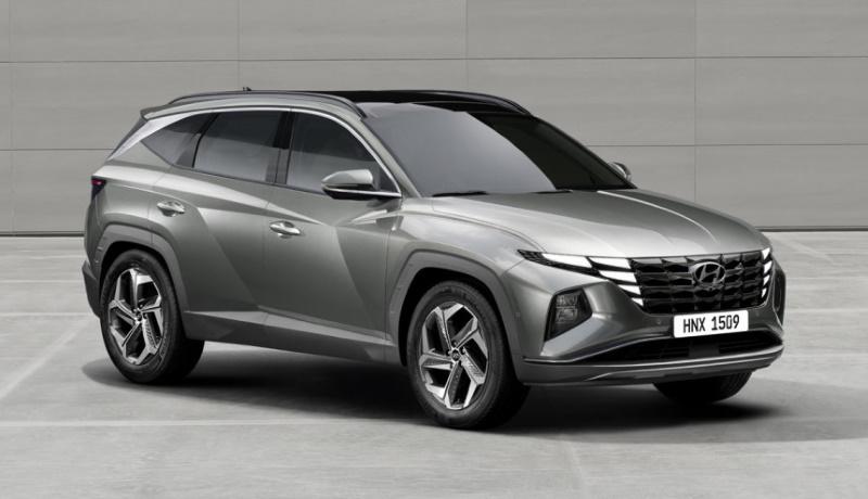 Появилась информация о новом кроссовере Hyundai Tucson для России