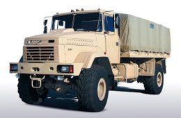 Украинский КрАЗ получил заказ на грузовики для армии США