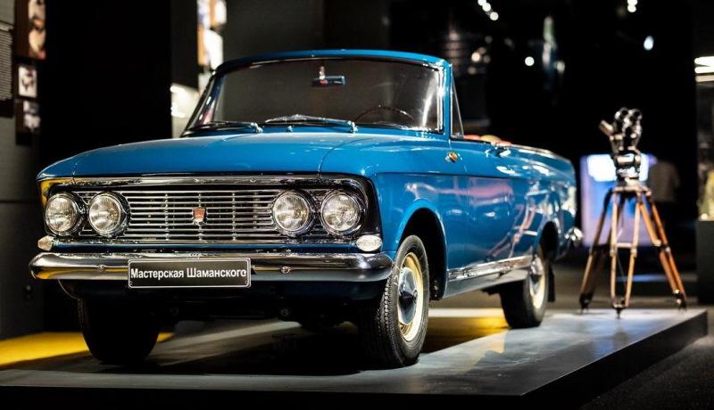 Два новых автомобильных музея открылись в Москве