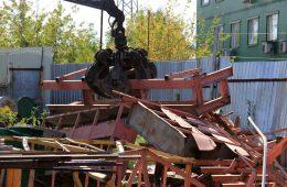 Прием лома, перевозка и демонтаж от компании «Сагамет»