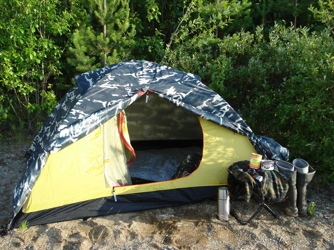 Палатки на прокат