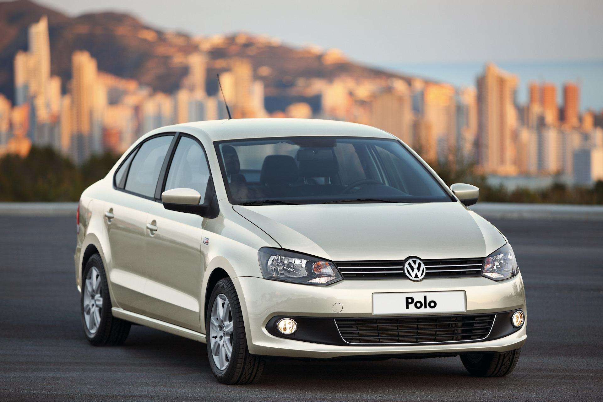 Пять достоинств, за которые любят Volkswagen Polo