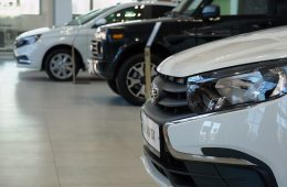 Продажи Lada выросли в 4 раза по сравнению с апрелем 2020 года