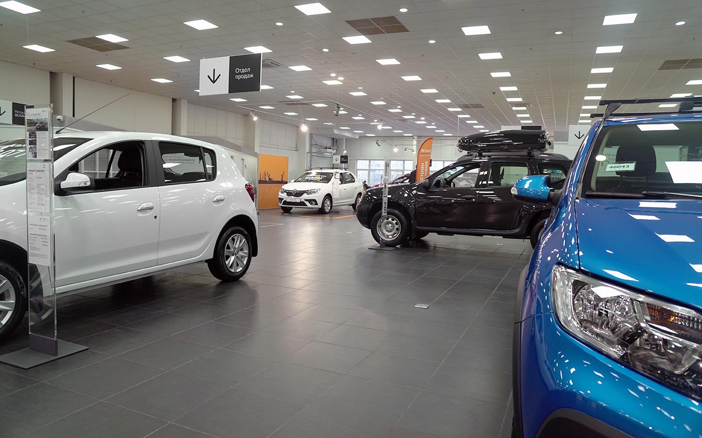 Россияне потратили на машины 680 млрд за три месяца