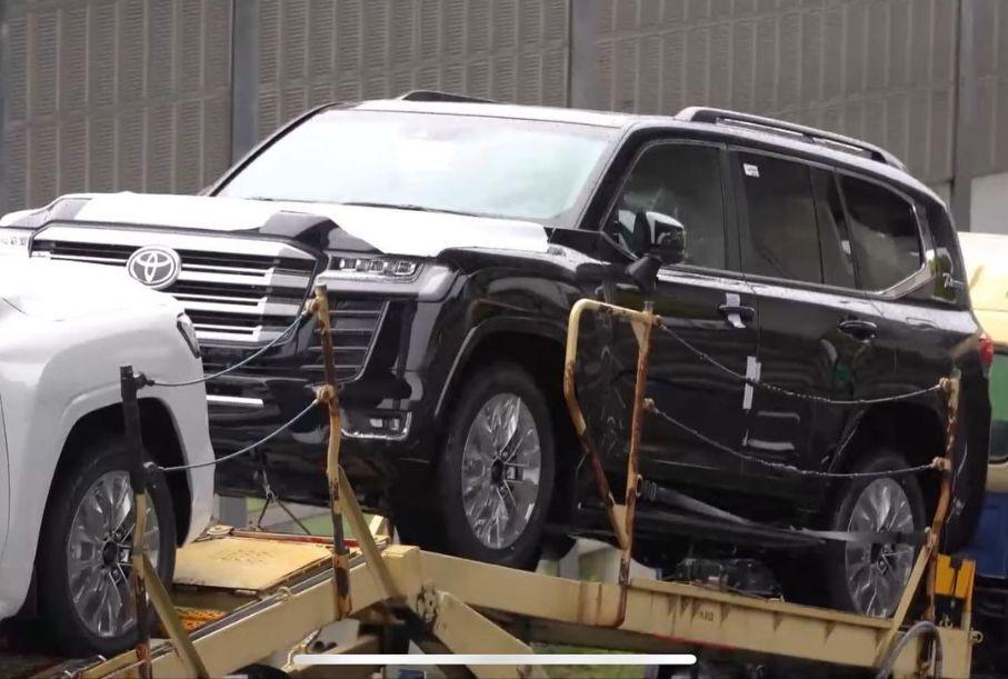 Раскрыта линейка двигателей нового Toyota Land Cruiser — и в ней нет V8
