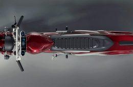 Zaiser Electrocycle: полноприводный электрический круизёр с мотор-колёсами