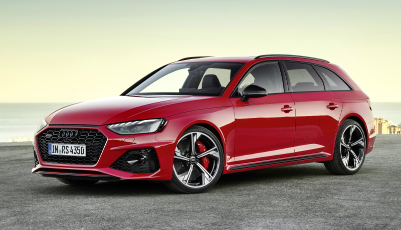 Три редкие модели Audi вернулись в Россию