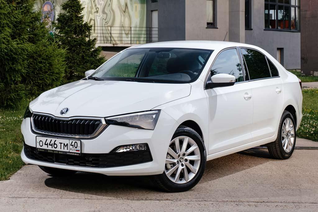 Покупка автомобиля Skoda Rapid