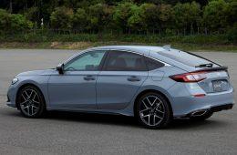 Новый хэтчбек Honda Civic: в США два мотора на выбор, в Европе – только гибрид