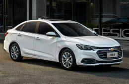 Бюджетный седан Chevrolet Monza выберется за пределы Китая под видом нового Cavalier