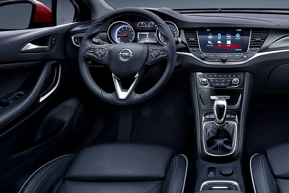 Opel доверил разработку новой Astra женщинам. Идут финальные испытания