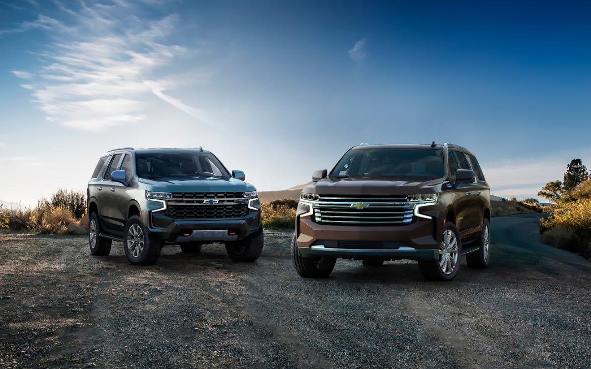 Chevrolet начал продажи нового Tahoe в России