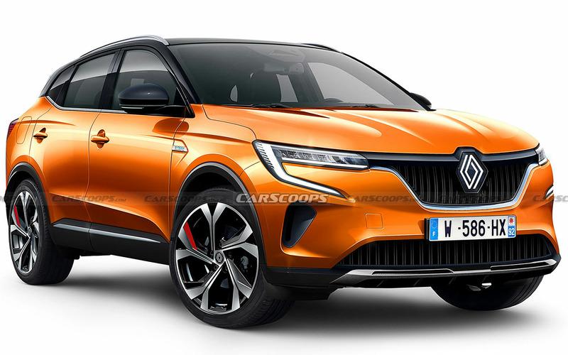 Каким будет брат Кашкая — новый Renault Kadjar